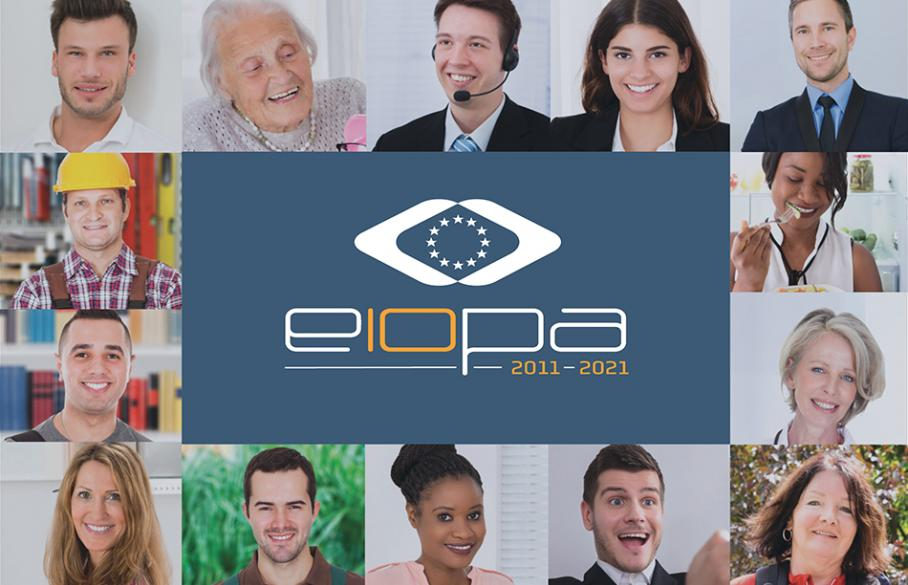 EIOPA: 10 years of putting people at the heart what we do
