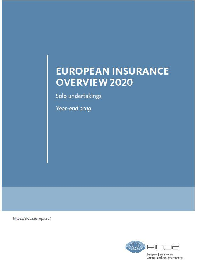 European Insurance Overview report 2020